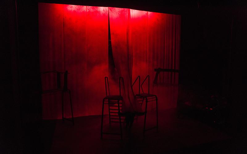Photo du spectacle par Katty Castellat